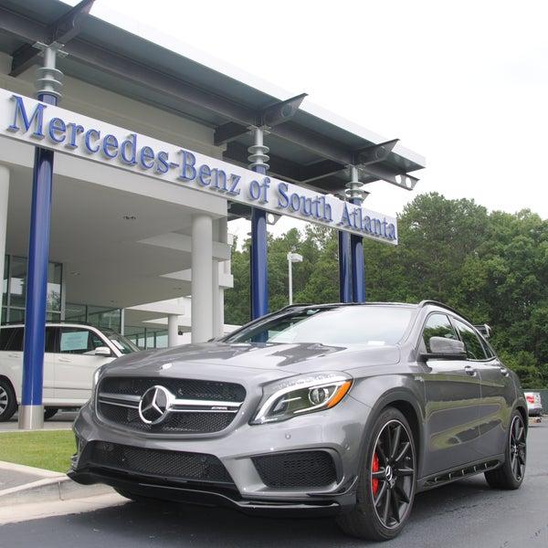 Photo Taken At Mercedes Benz Of South Atlanta By Mercedes Benz Of South  Atlanta