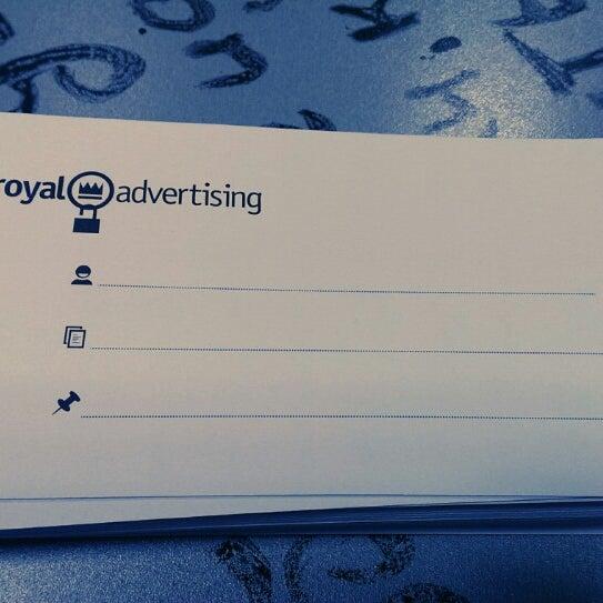 Photo taken at Royal © Advertising by RoyalAdvertising on 7/14/2014