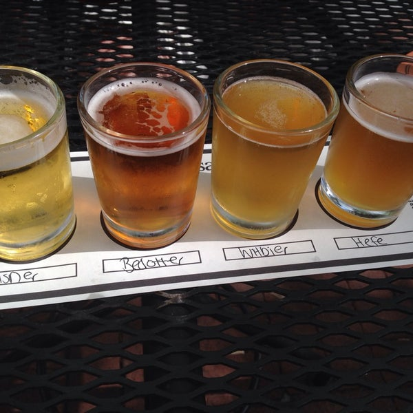 Photo taken at Iron Hill Brewery & Restaurant by Christine T. on 7/24/2014