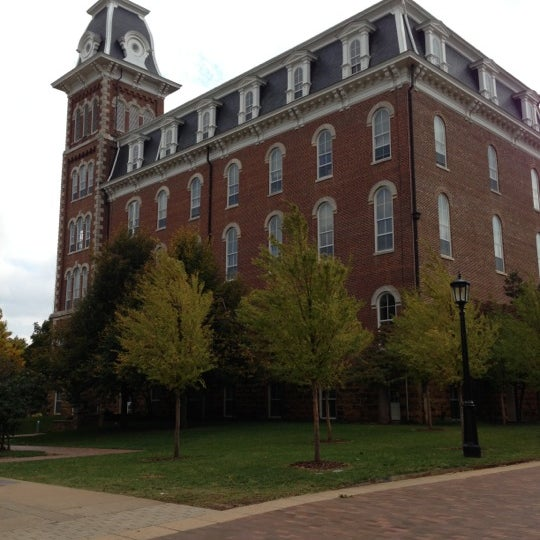 Fayetteville Arkansas: University Of Arkansas