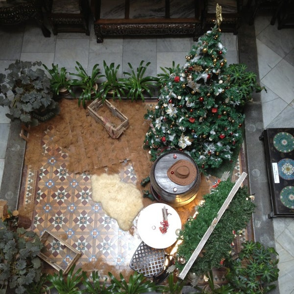 Photo taken at Hotel Puri by Alan L. on 11/28/2015