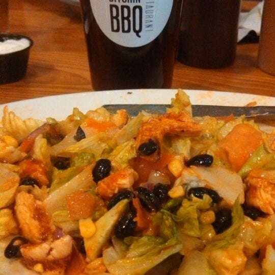 Photo taken at Bob's Bitchin' BBQ by Katie K. on 5/16/2014