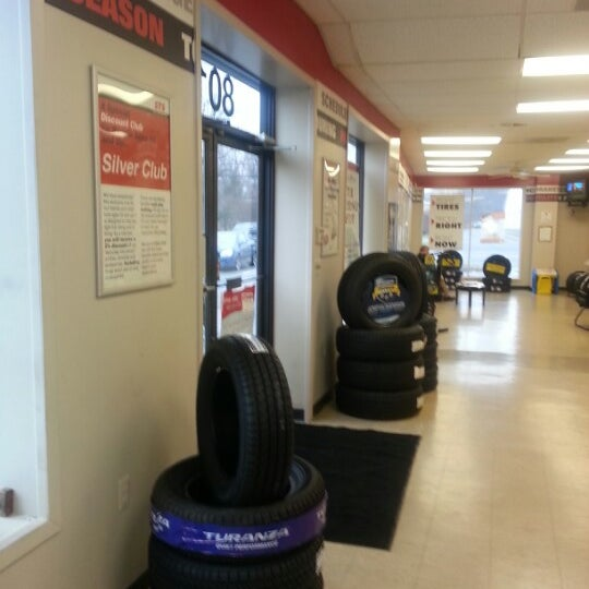 STS Tire - Automotive Shop
