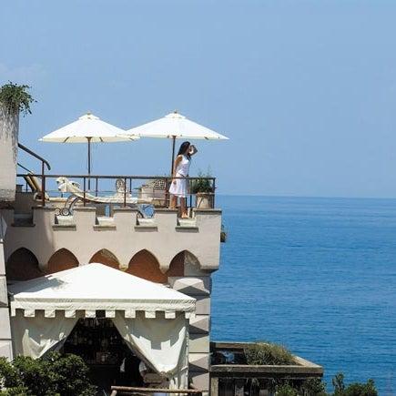 Foto scattata a Mezzatorre Resort & Spa da Mezzatorre Resort & Spa il 3/15/2014