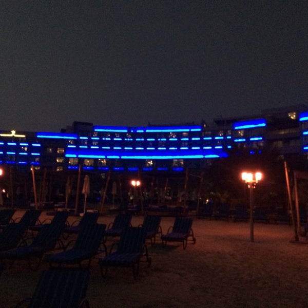 9/14/2014 tarihinde Mustafa K.ziyaretçi tarafından Rixos The Palm Dubai'de çekilen fotoğraf