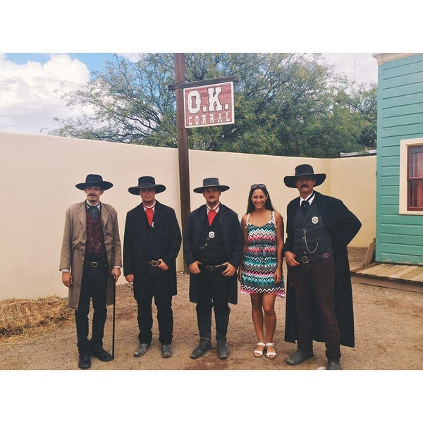 Photo taken at O.K. Corral by Tiffany S. on 7/6/2015