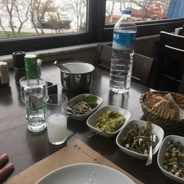 1/26/2018 tarihinde ATYziyaretçi tarafından Cibalikapı Balıkçısı'de çekilen fotoğraf
