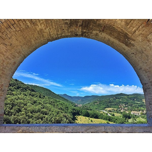 Photo taken at Ponte Delle Torri by Marco A. on 6/23/2015