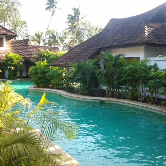 Kumarakom Lake Resort Kottayam