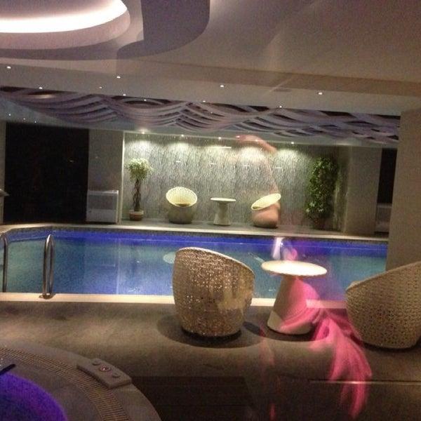 7/9/2014 tarihinde Dündar A.ziyaretçi tarafından Queen Hotel & Spa'de çekilen fotoğraf