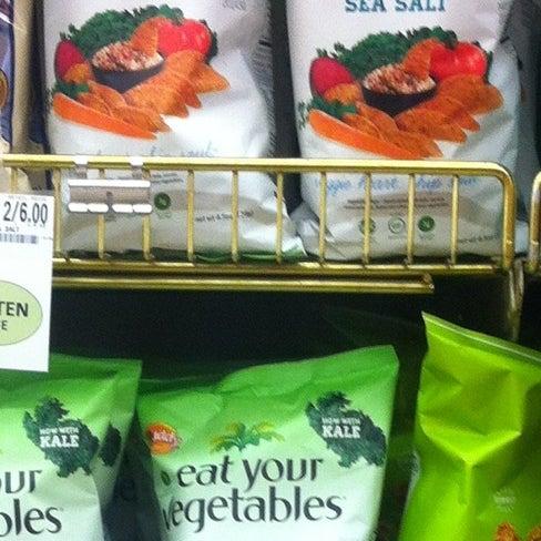 Photo taken at Geissler's Supermarket by Brian C. on 10/30/2013