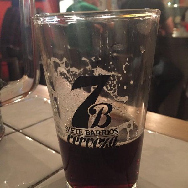 Foto tomada en Cervecería 7B por Ana S. el 9/27/2015