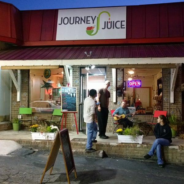 Photo taken at Journey Juice on Prince by Journey Juice on 3/17/2014