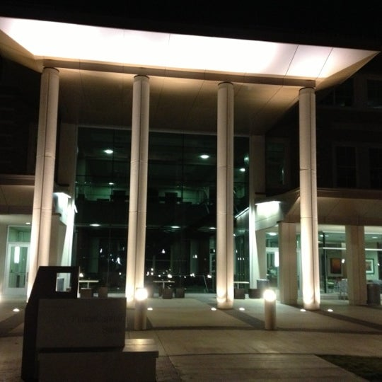 Photo taken at TTU - Rawls College of Business by Austin R. on 10/23/2012