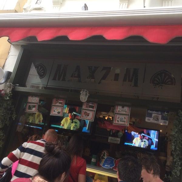 Photo prise au Gelato Maxzim par Tania L. le7/21/2017