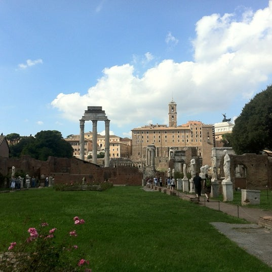 Photo taken at Palatine by Aitor P. on 10/4/2012