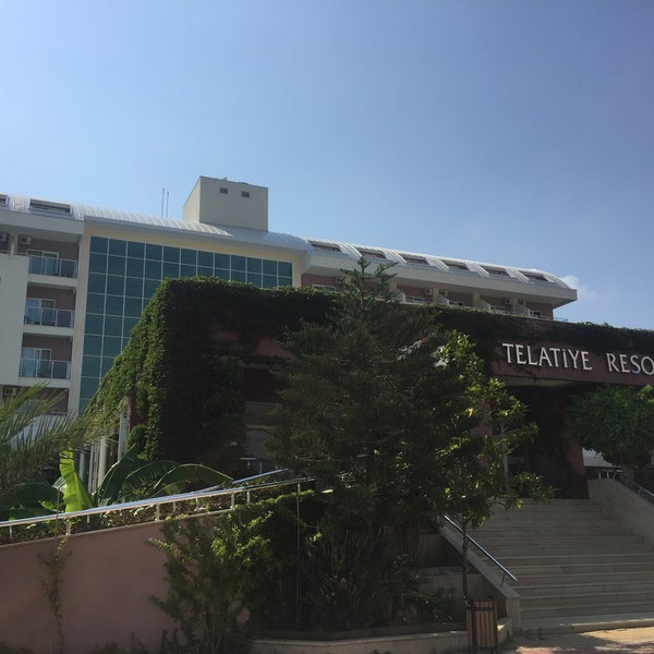 7/23/2016 tarihinde Onur G.ziyaretçi tarafından Primasol Telatiye Resort'de çekilen fotoğraf