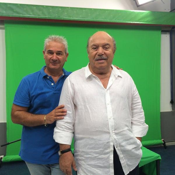 Con il grande Lino Banfi ;-) Ambasciatore e Testimonial Unicef