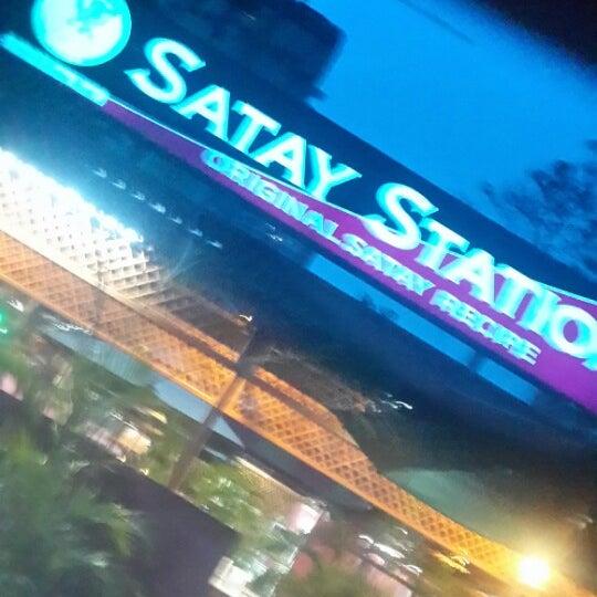 Foto tomada en Satay Station Original satay Recipe por zeyhairy h. el 2/1/2014