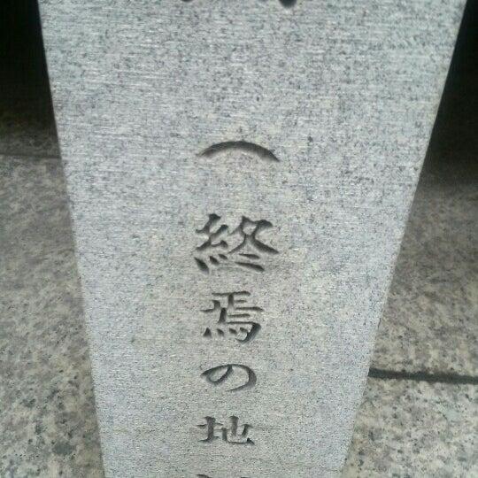 11/17/2015にcoma2619【salon夕顔楼】 間.が与謝蕪村終焉の地で撮った写真