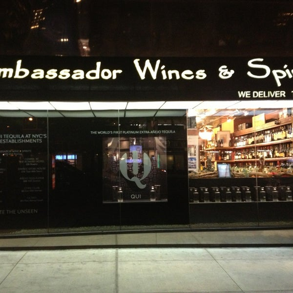 Photo taken at Ambassador Wines & Spirits by Kevin L. on 8/27/2013
