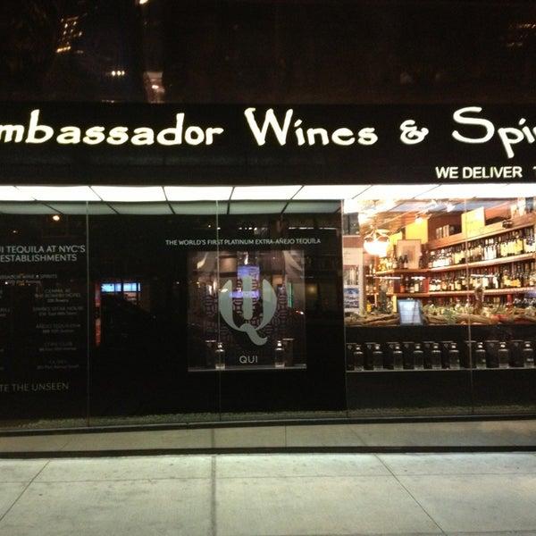Foto diambil di Ambassador Wines & Spirits oleh Kevin L. pada 8/27/2013