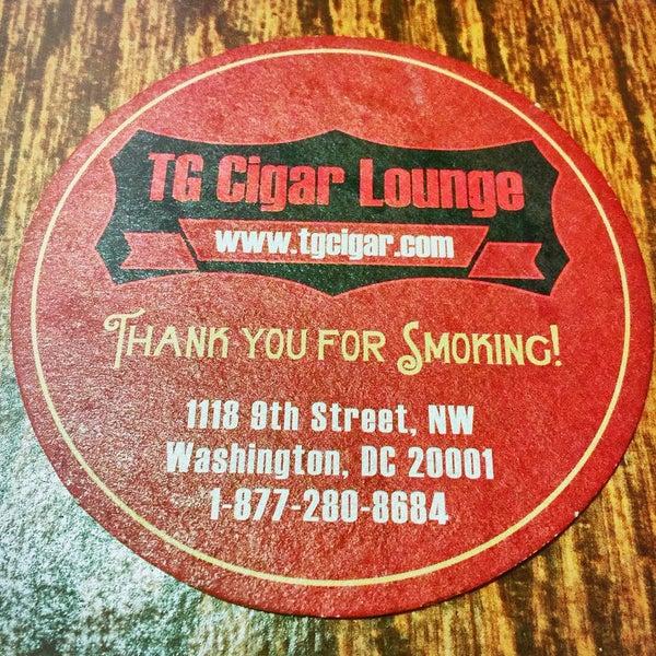 รูปภาพถ่ายที่ TG Cigars โดย Henry H. เมื่อ 3/7/2016