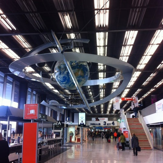 Photo taken at Paris-Orly Airport (ORY) by Pierre L. on 11/5/2012