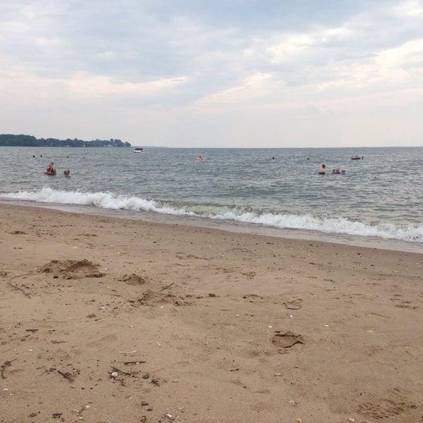Crystal Beach: Photos At White Crystal Beach