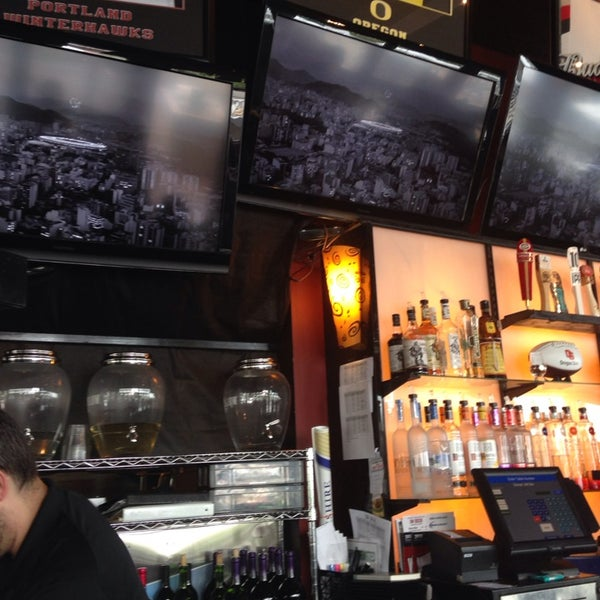 Photo taken at On Deck Sports Bar & Grill by Jeri B. on 7/13/2014