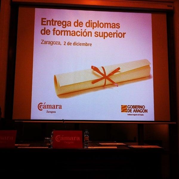 Foto tomada en Cámara de Comercio e Industria por Ana H. el 12/2/2013