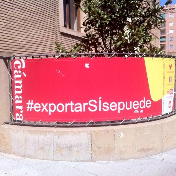 Foto tomada en Cámara de Comercio e Industria por Ana H. el 9/4/2013