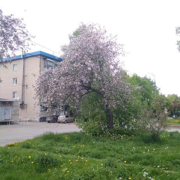 Photo taken at Пущино by Annori N. on 5/23/2017