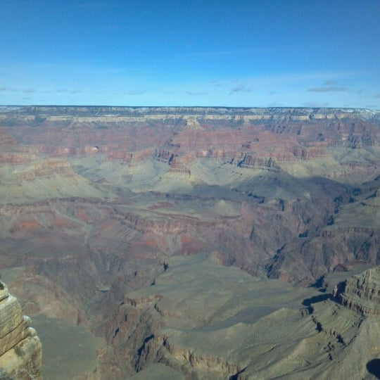 Photo taken at Grand Canyon National Park by Travis S. on 1/13/2013