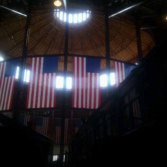 Photo taken at B & O Railroad Museum by Jason K. on 10/12/2012