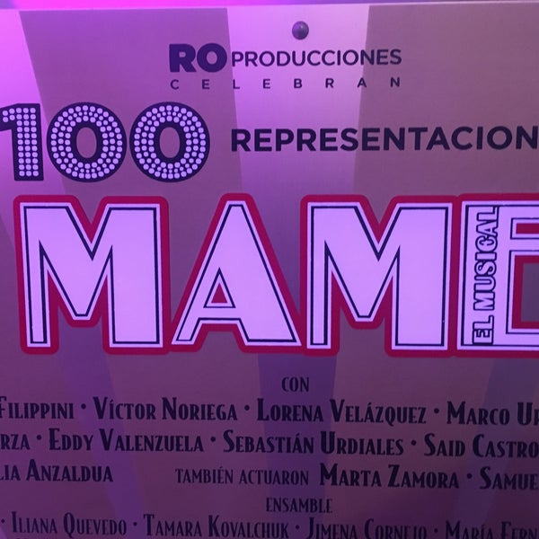 2/25/2018에 Mariana P.님이 Teatro Hidalgo에서 찍은 사진