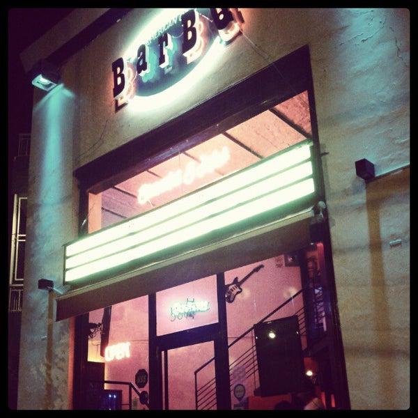 Foto tomada en BarBQ por Ana Clara F. el 12/6/2012