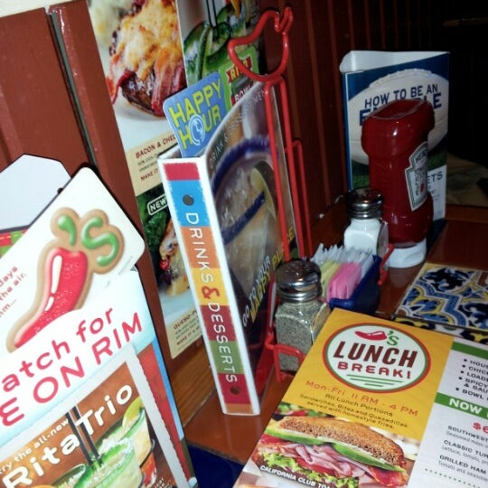 Photo taken at Chili's Grill & Bar by Tye J. on 12/24/2012