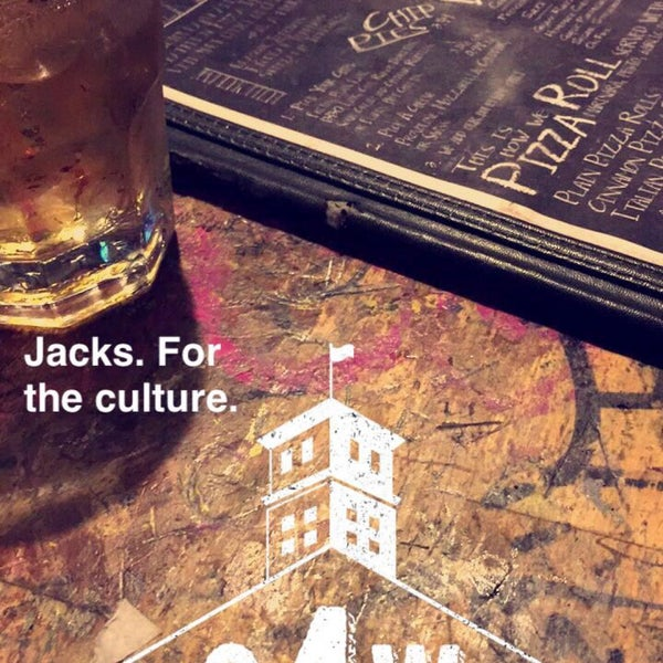 Photo taken at Jack's Pizza & Wings by S. 〽. on 5/6/2017