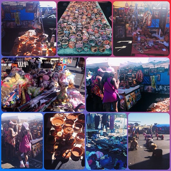 oakland swap meet flea market