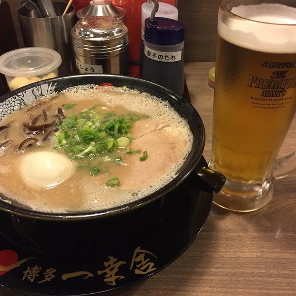 Photo taken at Hakata Ikkousha by まっつ on 11/5/2016