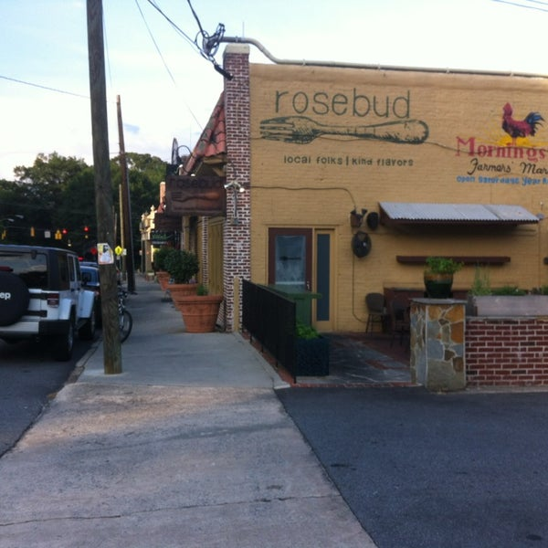 Photo taken at Rosebud by Brianna M. on 7/3/2013