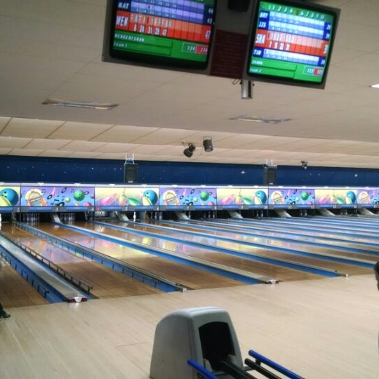 Thomaston bowling