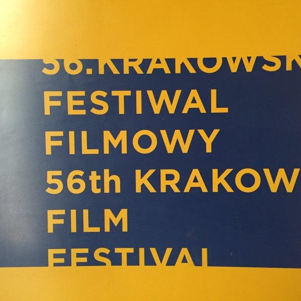 Photo taken at Kino Pod Baranami by Maja D. on 6/2/2016