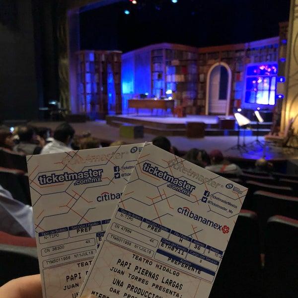 7/12/2018에 Richard M.님이 Teatro Hidalgo에서 찍은 사진