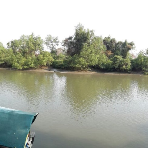 Photo taken at Ekowisata Mangrove by Surya W. on 10/29/2014