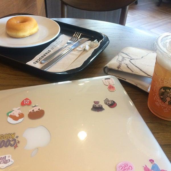 Photo taken at Starbucks by Chonthicha K. on 12/10/2016