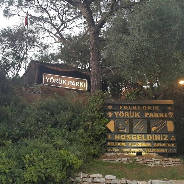 Photo taken at Yörük Parkı by Derya Ç. on 9/18/2017