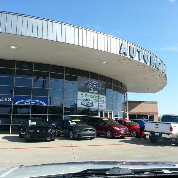 autonation ford frisco - auto dealership in frisco
