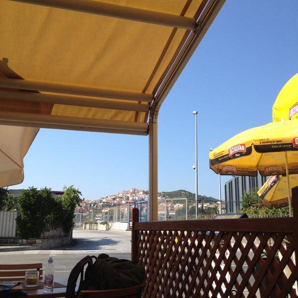 Photo taken at Autobusni Kolodvor Dubrovnik | Dubrovnik Bus Station by kaiyoken on 8/30/2015